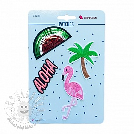 Sticker BIPP Aloha Watermelon
