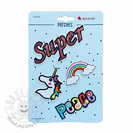 Sticker BIPP Super Peace