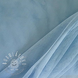 Tyl na TUTU light blue