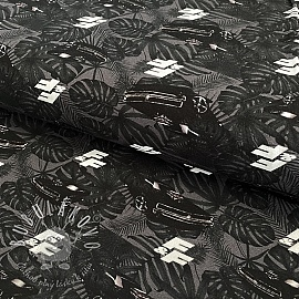 Úplet Fast and Furious Cars anthracite digital print
