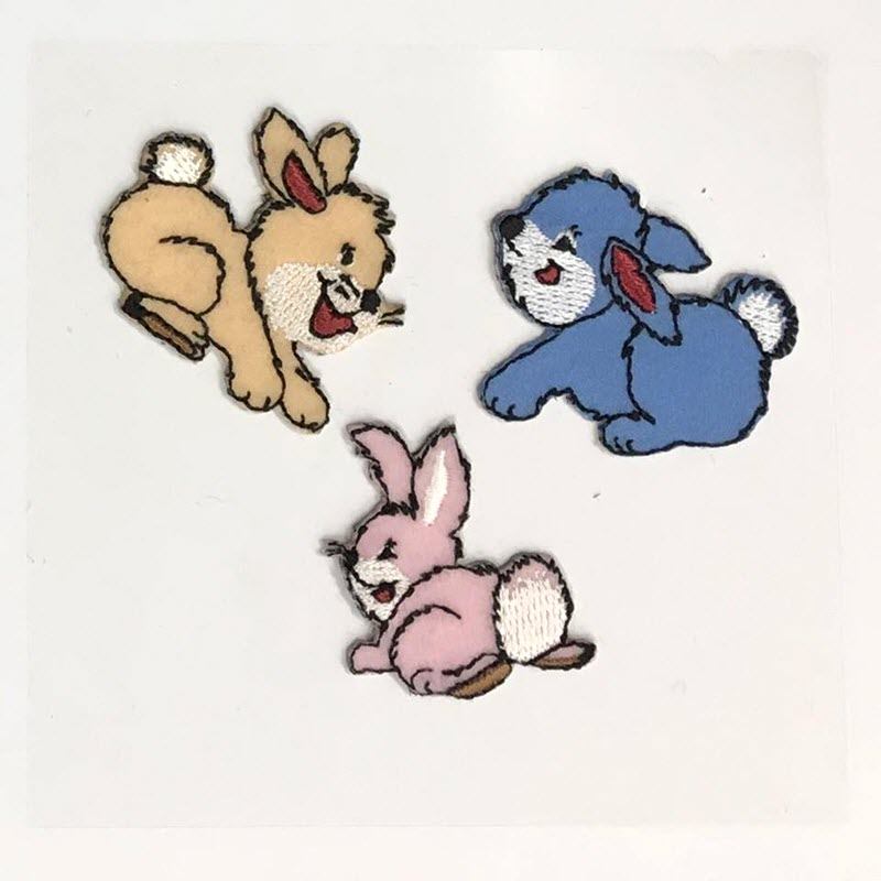 Sticker BASIC Bunnies Collection